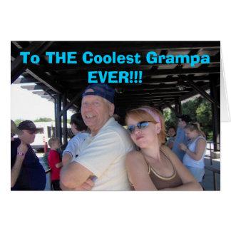 Cartes Au Grampa le plus frais JAMAIS ! ! !