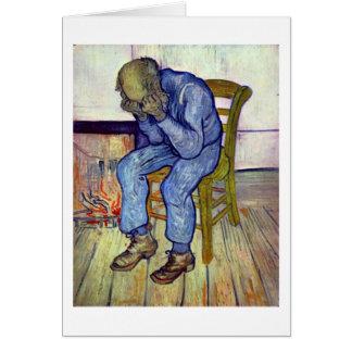 Cartes Au seuil de l'éternité par Vincent van Gogh