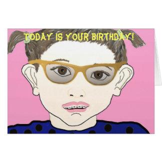 Cartes Aujourd'hui est votre anniversaire !