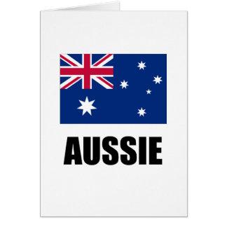 """Cartes Australiens drapeau/""""Australien """""""