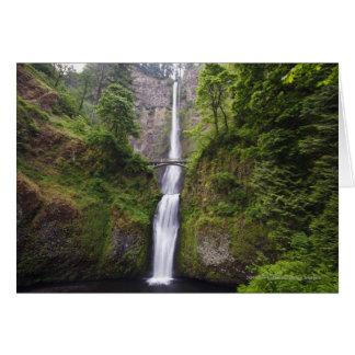Cartes Automnes de Latourell et gorge du fleuve Columbia