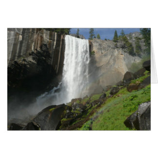 Cartes Automnes vernaux I en parc national de Yosemite