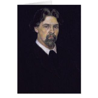 Cartes Autoportrait, 1913