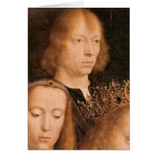 Cartes Autoportrait, c.1509