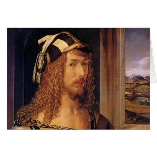 Cartes Autoportrait d'Albrecht Durer