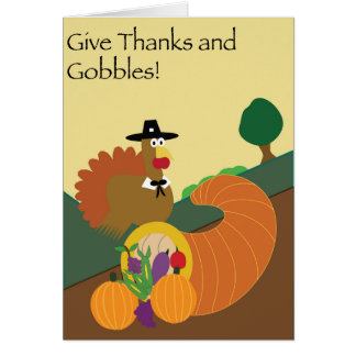 Cartes Avalez avalent le thanksgiving