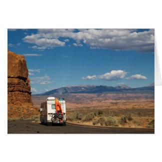 Cartes Aventures en Utah