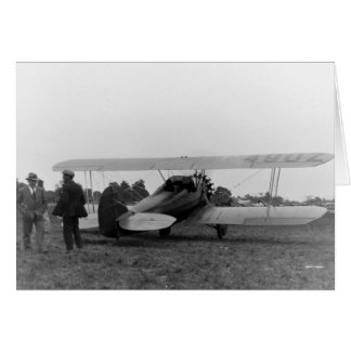 Cartes Avion vintage des années 1920 de Cessna