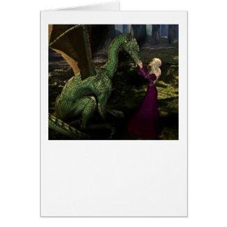 Cartes Ayana et le dragon