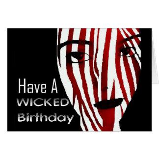 Cartes Ayez un anniversaire mauvais… pas trop mauvais ;)