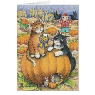 Cartes B et note de T #22 Halloween