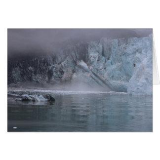 Cartes Baie de glacier Alaska