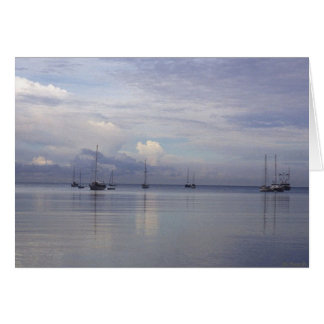 Cartes Baie Porto Rico de Boqueron