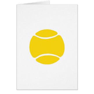 Cartes Balle de tennis