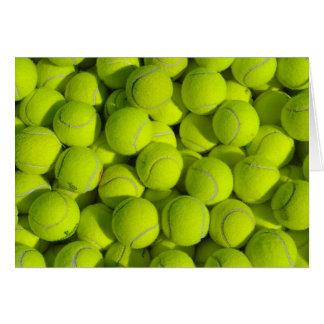 Cartes Balles de tennis