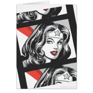 Cartes Bande de film de femme de merveille