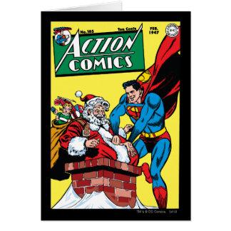 Cartes Bandes dessinées d'action #105