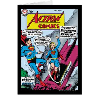 Cartes Bandes dessinées d'action #252