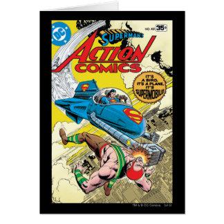 Cartes Bandes dessinées d'action #481