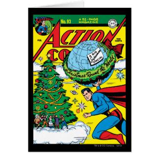 Cartes Bandes dessinées d'action #93