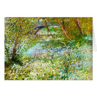 Cartes Banques de la peinture de la Seine Pont Clichy Van