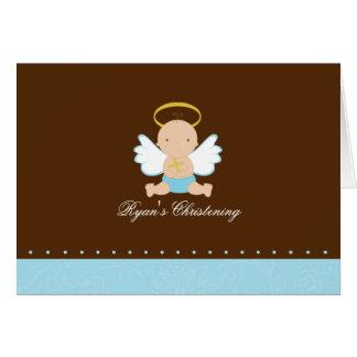 Cartes Baptême doux de bébé