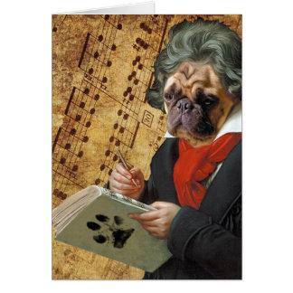 Cartes Barkthoven - le carlin de Beethoven
