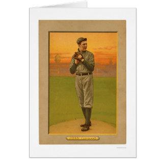 Cartes Base-ball 1911 d'Addie Joss Cleveland