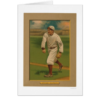 Cartes Base-ball 1911 de Larry Doyle Giants