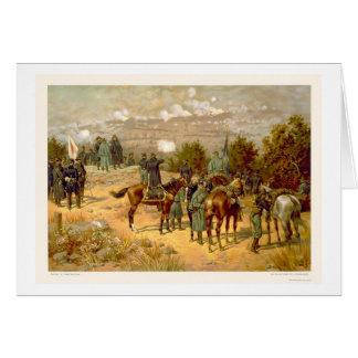 Cartes Bataille de Chattanooga par L. Prang & Company