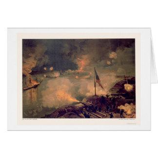 Cartes Bataille de port le Hudson par L. Prang & Company