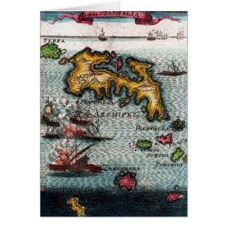 Cartes Bataille en mer