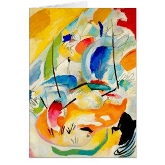 Cartes Bataille/pixdezines de Kandinsky 1913/sea
