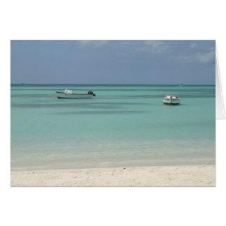 Cartes Bateaux d'Aruba