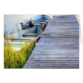 Cartes Bateaux par le dock