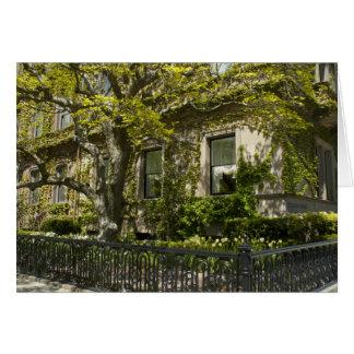 Cartes Bâtiment d'avenue de Commonwealth, Boston mA #2
