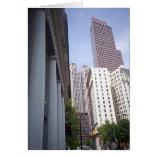 Cartes Bâtiments d'Atlanta