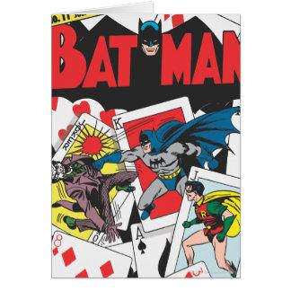Cartes Batman #11 comique