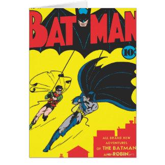 Cartes Batman #1 comique