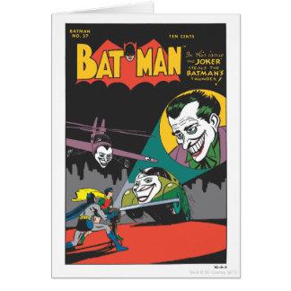 Cartes Batman #37 comique