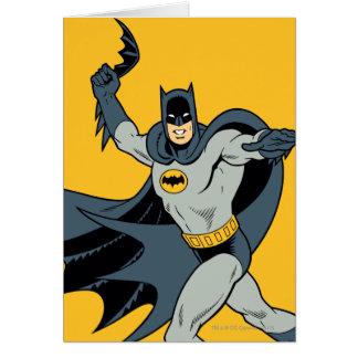 Cartes Batman Batarang