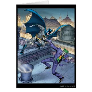 Cartes Batman et joker - bataille