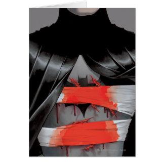 Cartes Batman et la couverture folle du moine #5