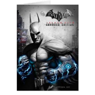 Cartes Batman - foudre