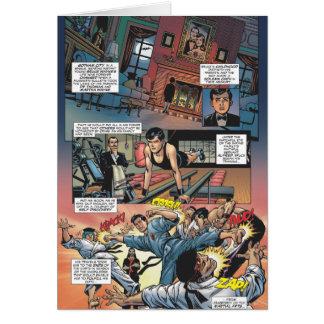 Cartes Batman - origines 1 de Bruce Wayne