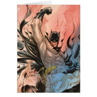 Cartes Batman - rues de couverture de Gotham #13