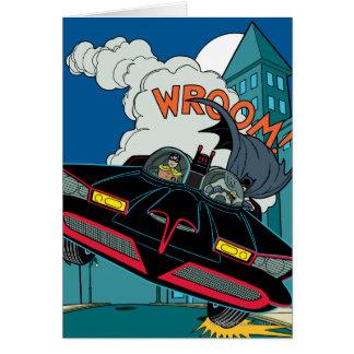 Cartes Batmobile Wroom !