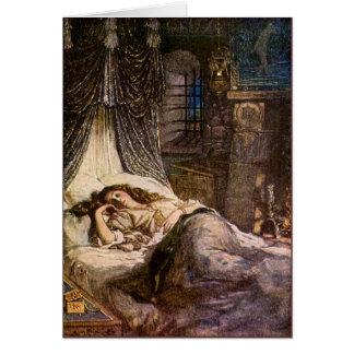 Cartes Beauté de sommeil