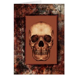 Cartes Beauté profonde d'os