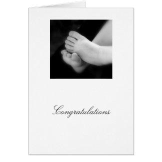 Cartes Bébé Congrats